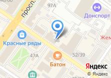 Компания «Подольская коллегия адвокатов» на карте
