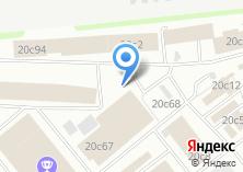 Компания «Шокостайл» на карте