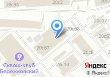 Компания «RentaBox» на карте