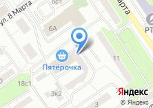 Компания «ОКО» на карте