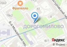 Компания «Da-sport» на карте