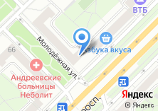 Компания «Va. Ni. La. FlowerFactory» на карте