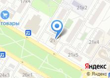 Компания «Магазин кожгалантереи и постельных принадлежностей» на карте