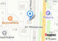 Компания «ГлавГрадоСтрой» на карте