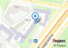Компания «Мемориальный кабинет-музей академика А.П. Виноградова» на карте