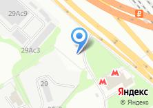 Компания «Скулекс» на карте