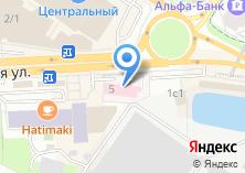 Компания «Подольский противотуберкулезный диспансер» на карте