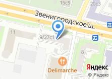 Компания «Даичи» на карте