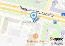 Компания «Росгеология» на карте
