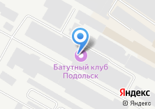Компания «Белорусские окна» на карте