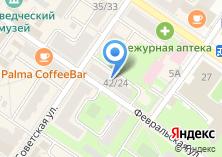 Компания «Адвокатский кабинет Чурсина В.Г» на карте