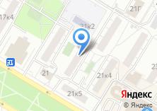 Компания «Зверёк» на карте