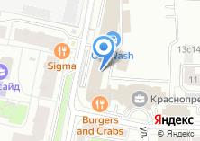 Компания «SKYFOX» на карте