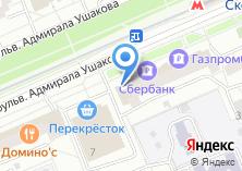 Компания «ВКС» на карте