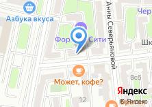Компания «Gs-secure.ru» на карте