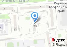 Компания «Дентал Бест» на карте