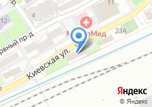 Компания «Закупщик» на карте