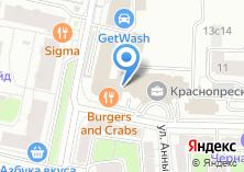 Компания «DCGroup» на карте