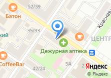 Компания «Магазин цветов на Революционном проспекте» на карте