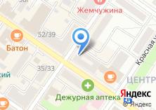 Компания «Кстатi» на карте