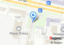 Компания «Акм-Вест» на карте