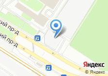 Компания «CarInBox» на карте