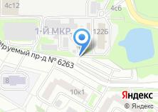 Компания «Шиномонтажная мастерская на Челобитьевском шоссе» на карте