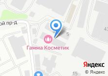 Компания «Деловые партнеры» на карте