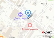 Компания «Кедр-89» на карте