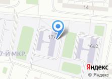 Компания «Средняя общеобразовательная школа №794» на карте