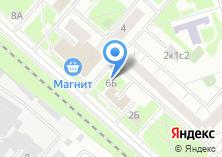 Компания «Магазин фастфудной продукции на Псковской» на карте