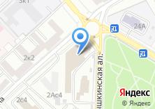 Компания «Ай Си Бизнес» на карте