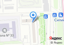 Компания «Магазин хозтоваров на Тепличной» на карте