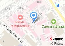 Компания «Соцмедгрупп» на карте
