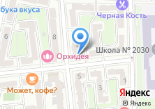 Компания «Студия перманентного макияжа Валиды Мамедовой» на карте