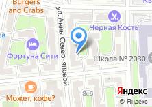 Компания «Папин дом» на карте