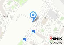 Компания «Магазин автозапчастей на Архитектора Власова» на карте