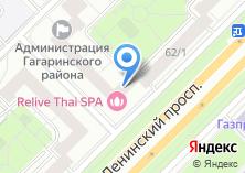 Компания «GL-DOSKI.RU» на карте