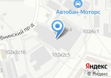Компания «Автодока» на карте