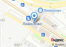 Компания «Золотой каравай» на карте