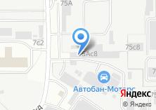 Компания «Якоб Делафон Сантехника» на карте