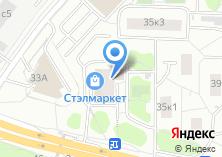 Компания «Бесттикет» на карте