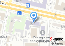 Компания «ДМ-реклама» на карте
