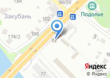 Компания «Отдел Военного комиссариата Московской области» на карте