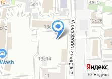 Компания «REMKOD» на карте
