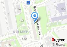 Компания «Инженерная служба района Северный» на карте