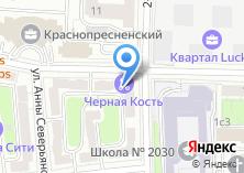 Компания «КОДИНФО CТОФ» на карте