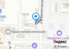 Компания «Резиденция МОНЭ» на карте