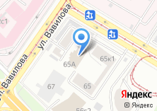 Компания «АНКО» на карте