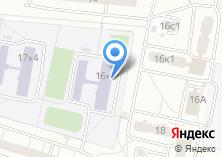 Компания «Средняя общеобразовательная школа №1108» на карте